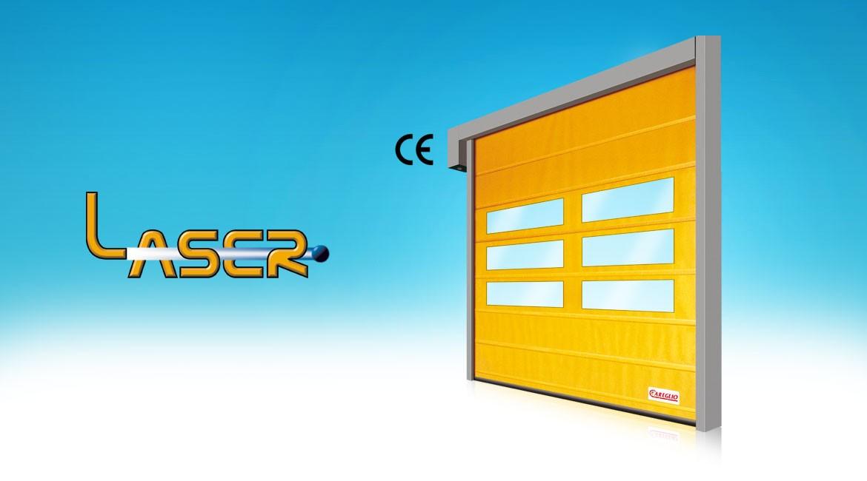 La porta a impacchettamento rapido laser di careglio - Chiudere la porta grazie ...