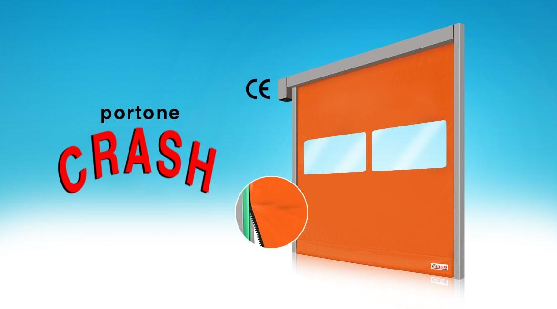portone sezionale Crash